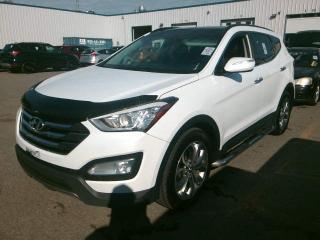 Used 2014 Hyundai Santa Fe Sport 2.0T SE 4 portes TI for sale in Ste-Brigitte-de-Laval, QC