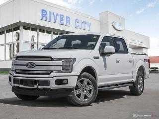 New 2019 Ford F-150 Lariat for sale in Winnipeg, MB