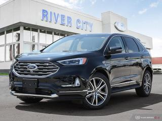 New 2019 Ford Edge Titanium for sale in Winnipeg, MB
