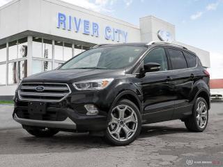 New 2019 Ford Escape Titanium for sale in Winnipeg, MB