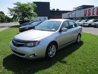 Used 2010 Subaru Impreza 2.5i~LOW KM'S~AUTOMATIC~AWD~CERTIFIED for sale in Toronto, ON
