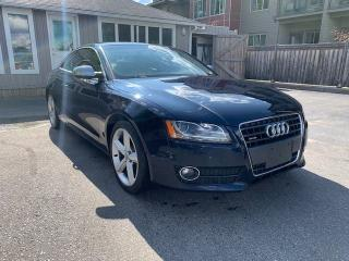 Used 2011 Audi A5 2.0L Premium for sale in Cambridge, ON