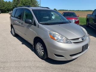 Used 2010 Toyota Sienna CE for sale in Waterloo, ON
