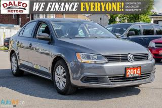 Used 2014 Volkswagen Jetta COMFORT | POWE MOONROOF | BACK UP CAM | BLUETOOTH for sale in Hamilton, ON