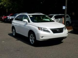 Used 2010 Lexus RX 350 AWD-ULTRA-PKG-NAVIGATION-LTHER-CAM-SUNROOF-BLUETOO for sale in Scarborough, ON