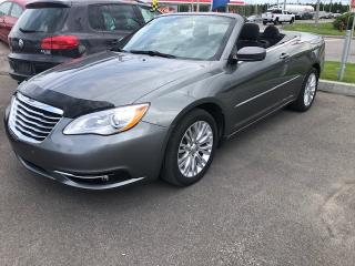 Used 2013 Chrysler 200 Cabriolet Touring for sale in Chicoutimi, QC