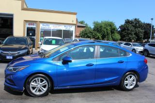 Used 2018 Chevrolet Cruze 2LT for sale in Brampton, ON