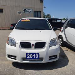 Used 2010 Pontiac G3 BASE for sale in Orillia, ON