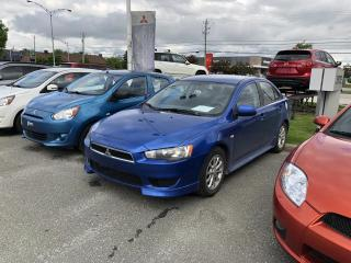 Used 2011 Mitsubishi Lancer Berline SE 4 portes, boîte AUTOMATIQUE for sale in Sherbrooke, QC