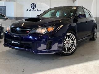 Used 2011 Subaru Impreza WRX STI 6 SPEED|BT AUDIO|BUCKET SEATS|AWD|HATCH for sale in Oakville, ON