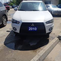 Used 2010 Mitsubishi Outlander LS for sale in Orillia, ON