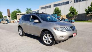 Used 2010 Nissan Murano AWD, Double sunroof, 3/Y warranty availab for sale in Toronto, ON