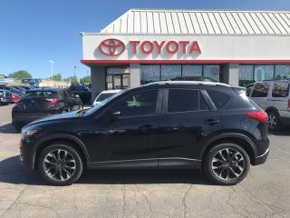 Used 2016 Mazda CX-5 GT for sale in Cambridge, ON