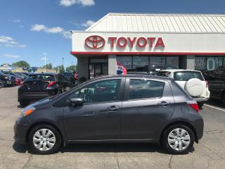 Used 2014 Toyota Yaris LE auto Ac power pkg for sale in Cambridge, ON