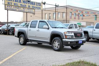 Used 2010 GMC Canyon SLT 4X4 for sale in Brampton, ON
