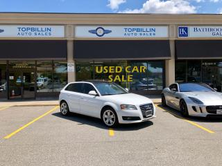 Used 2009 Audi A3 Premium, Panoramic Roof for sale in Vaughan, ON