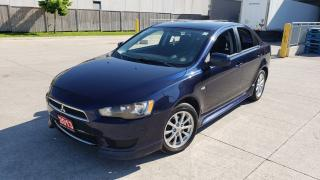 Used 2013 Mitsubishi Lancer Auto, 4 door, 3 Year warranty available for sale in Toronto, ON