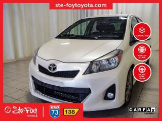 Used 2014 Toyota Yaris Le Roue En Alliage for sale in Québec, QC
