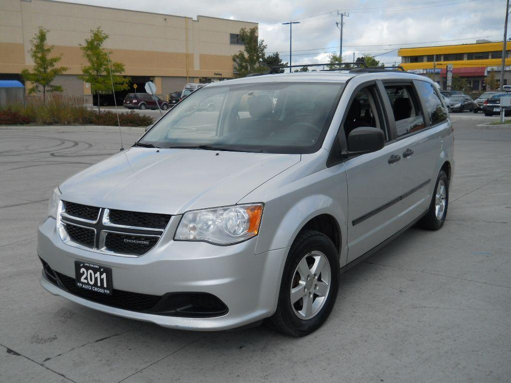 Used 2011 Dodge Grand Caravan Stow and Go, 3/Y warranty
