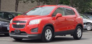 Used 2014 Chevrolet Trax LT,Certified,2 yr warranty, one owner,No accident for sale in Mississauga, ON