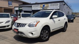 Used 2012 Nissan Rogue SV w/Backup Cam for sale in Etobicoke, ON
