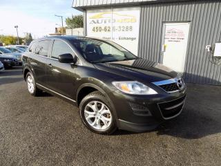 Used 2011 Mazda CX-9 ***GS,4X4,AWD,CUIR,TOIT,MAGS*** for sale in Longueuil, QC