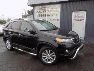 Used 2011 Kia Sorento ***LX,TRACTION INTEGRALE,7 PLACES,MAGS,B for sale in Longueuil, QC