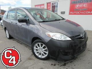 Used 2010 Mazda MAZDA5 GS A/C GR ELECT for sale in St-Jérôme, QC