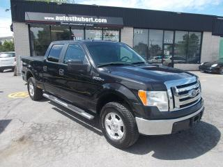 Used 2011 Ford F-150 XLT SUPERCREW 5.0L 4X4 for sale in St-Hubert, QC