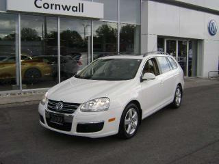 Used 2009 Volkswagen Jetta SportWagen TDI 4dr FWD 4 Door for sale in Cornwall, ON