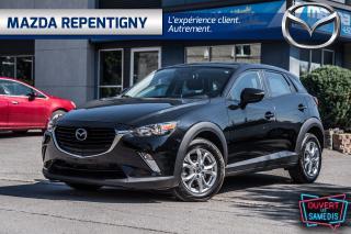 Used 2016 Mazda CX-3 2016 Mazda CX-3 - AWD 4dr GS for sale in Repentigny, QC