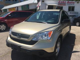 Used 2007 Honda CR-V 1 owners/ Clean Carfax/ Safety Included Price for sale in Toronto, ON