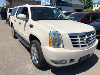 Used 2007 Cadillac Escalade ESV All Wheel Drive for sale in St Catharines, ON
