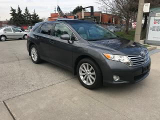 Used 2011 Toyota Venza AWD,LEATHER,PANORAMIC ROOF,4CYLENDERS,,SAFETY INCL for sale in Toronto, ON