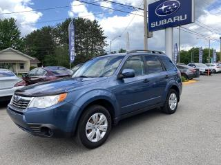 Used 2009 Subaru Forester Familiale 5 portes, boîte automatique, 2 for sale in Victoriaville, QC