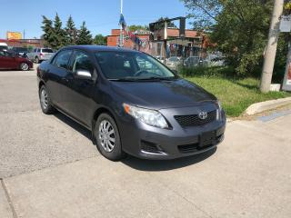 Used 2010 Toyota Corolla 94000KM ONLY,$7300,SAFETY+3YEARS WARRANTY INCLUDED for sale in Toronto, ON