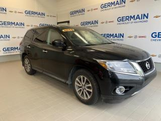 Used 2015 Nissan Pathfinder S- Sièges Ch for sale in St-Raymond, QC