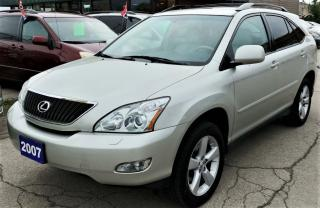 Used 2007 Lexus RX 350 for sale in Hamilton, ON