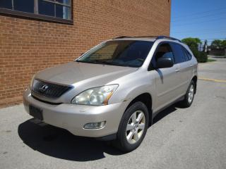 Used 2005 Lexus RX 330 LEATHER /SUNROOF for sale in Oakville, ON