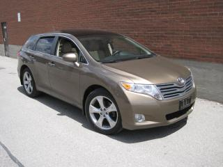 2009 Toyota Venza TOURING PACKAGE - ONLY 80,816 KMS.!! 1 OWNER!