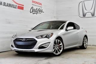 Used 2016 Hyundai Genesis R-Spec for sale in Blainville, QC