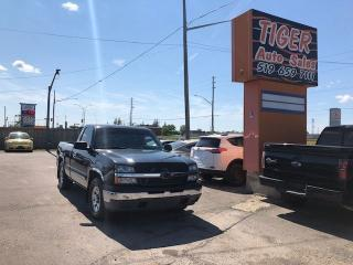 Used 2005 Chevrolet Silverado 1500 LS**REGULAR CAB**GREAT CONDITION**CERTIFIED for sale in London, ON