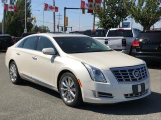 Used 2013 Cadillac XTS Premium Collection for sale in Langley, BC