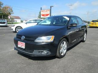 Used 2013 Volkswagen Jetta BASE for sale in Alvinston, ON