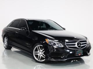 Used 2016 Mercedes-Benz E-Class E400 AMG   NAVIGATION   PANORAMIC SUNROOF for sale in Vaughan, ON