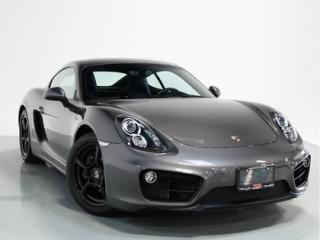 Used 2015 Porsche Cayman PDK   BOSE AUDIO    LOW KM for sale in Vaughan, ON