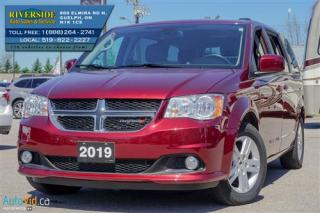 Used 2019 Dodge Grand Caravan Crew for sale in Guelph, ON
