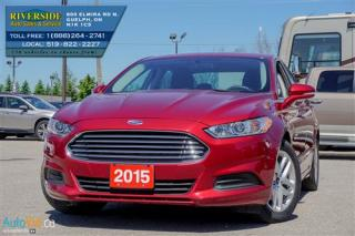 Used 2015 Ford Fusion SE for sale in Guelph, ON