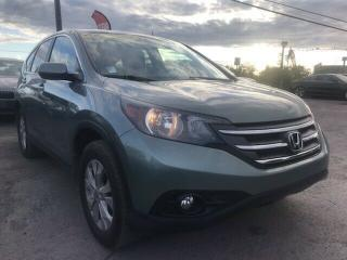 Used 2012 Honda CR-V EX for sale in Gloucester, ON