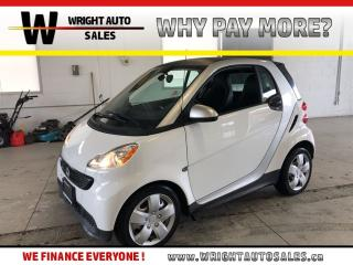 Used 2015 Smart fortwo Passion|HEATED SEATS|LEATHER|NAVIGATION|15,374 KM for sale in Cambridge, ON